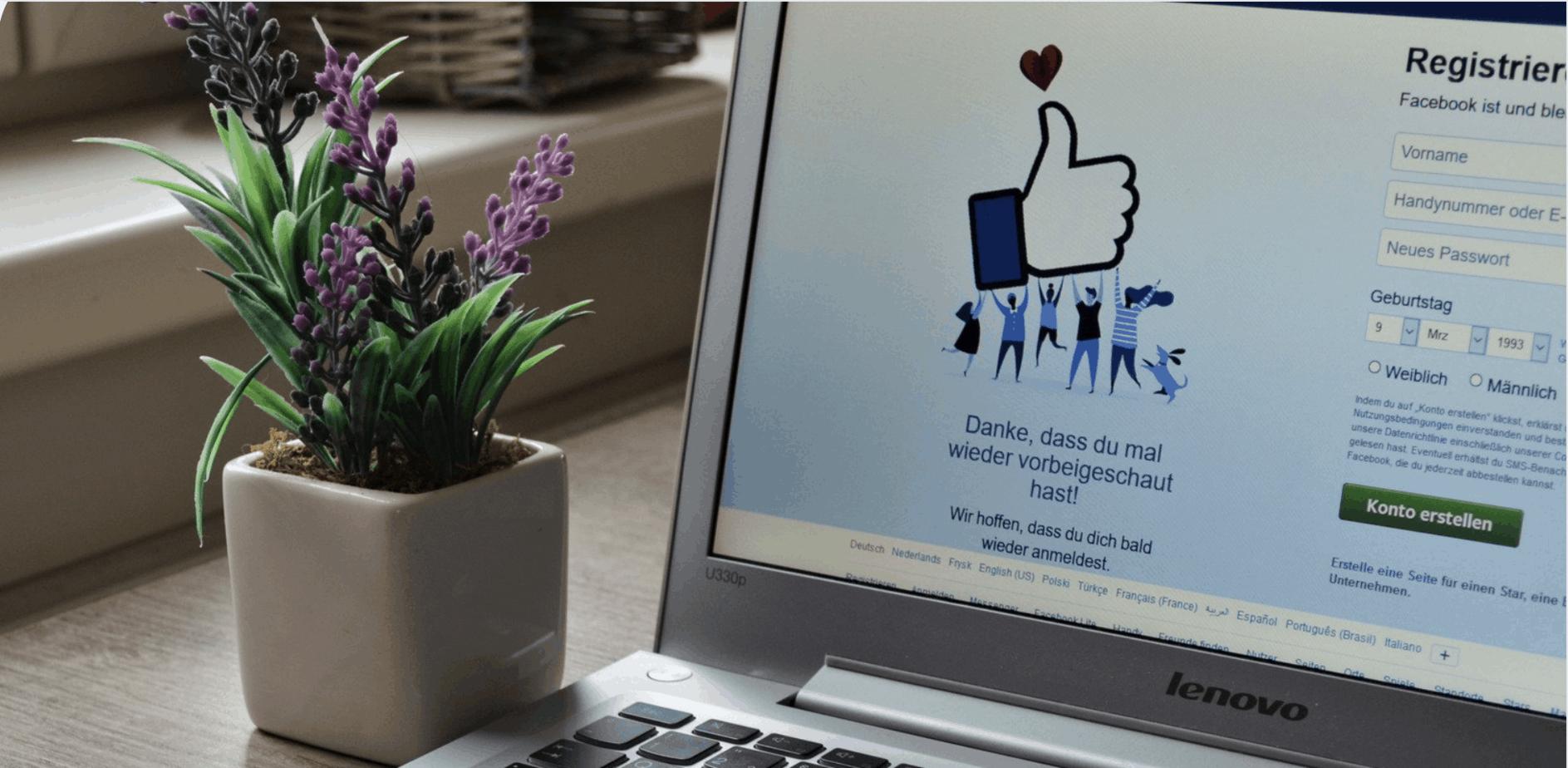 plantilla de Facebook Community Manager