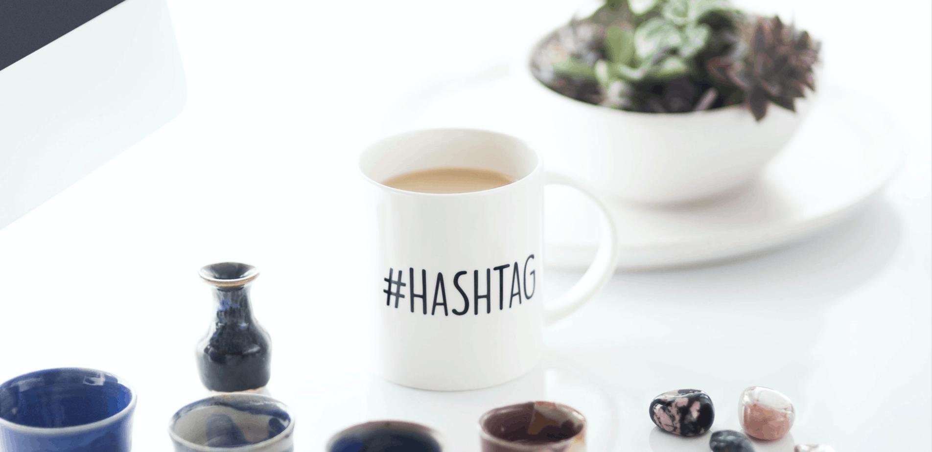 como hacer un estudio de hashtag